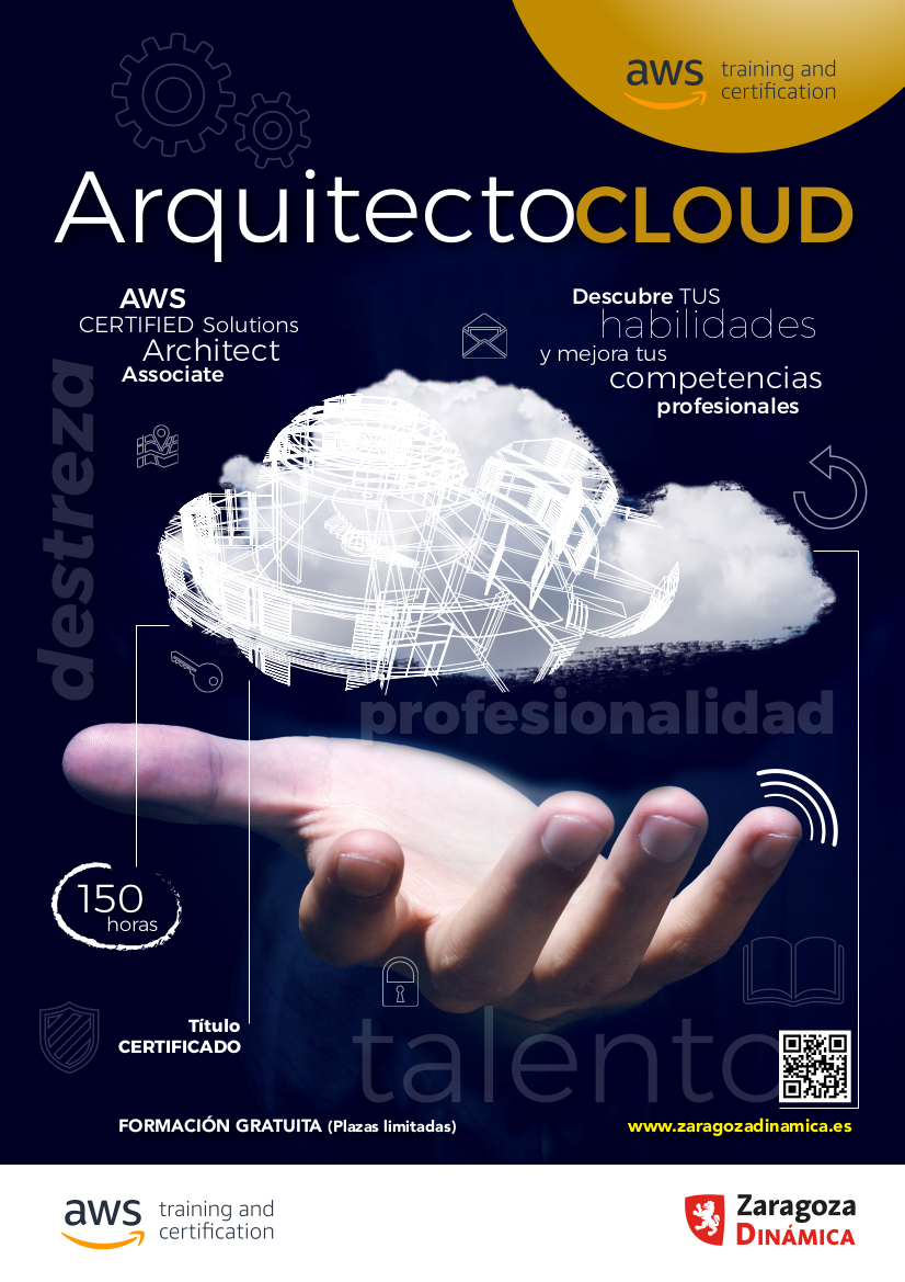 Arquitecto Cloud - Formación y Certificación en AWS Certified Solutions Architect Associate
